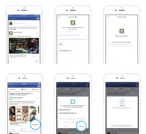 iStarto-facebook Lead Ad