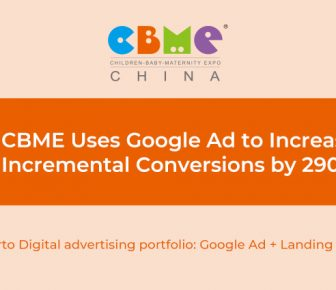 CBME Uses Google Ad to Increase Incremental Conversions by 290%-iStarto