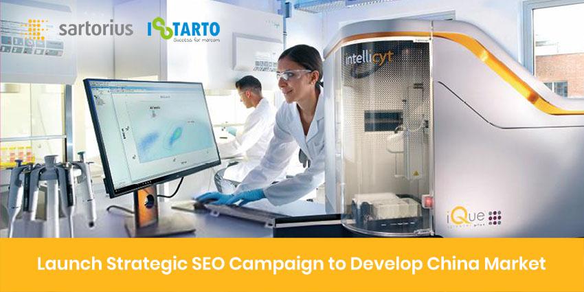 Launch Strategic SEO Campaign to Develop China Market-iStarto