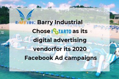 Barry Industrial Chose iStarto as its digital advertising vendor for itas 2020 Facebook Ad campaigns-istarto